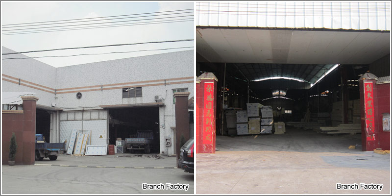 cold room manufacturer - Branch factory