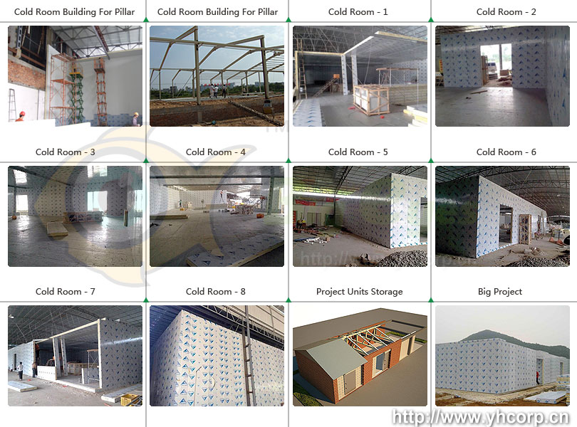 Cold Storage Project