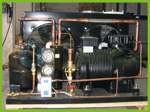 Condensing Unit - refrigeration equipment